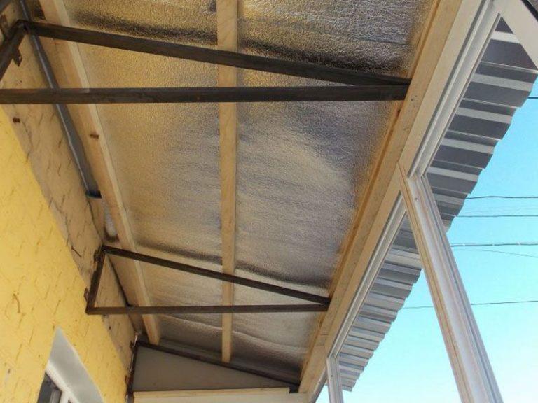 Несущая крыша с материалами и работой от 5600 р/пм